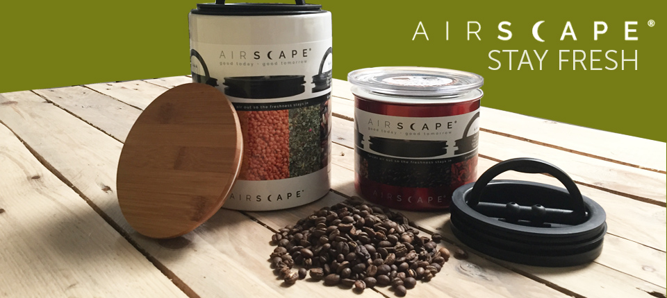 - Coffee Storage - Fresh Coffee Container