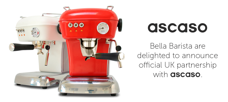 Ascaso - Barcelona Dream Coffee Machine