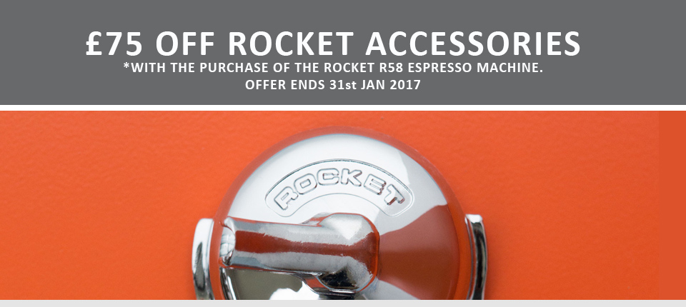 Rocket Accessories Offer