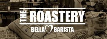 Bella Barista's NEW Roastery