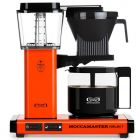 Moccamaster Technivorm KBG741 SELECT - Orange, with FREE 250g bag of Coffee