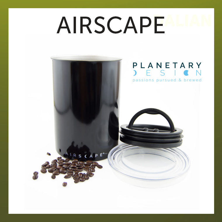 Airscape Coffee Storage